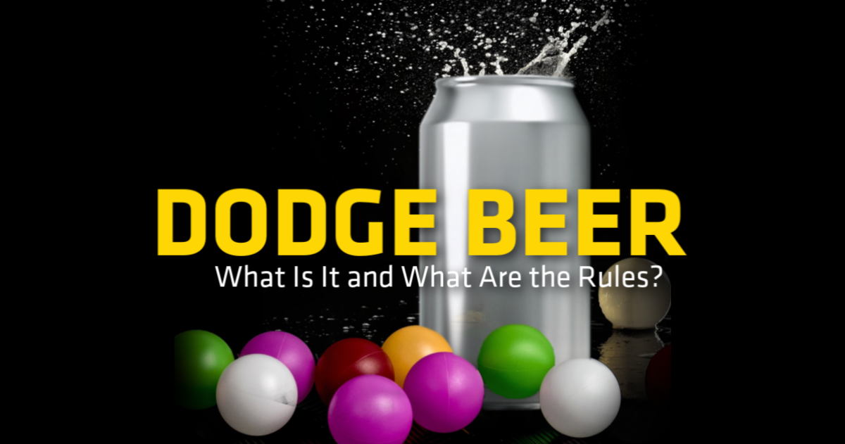 Dodge Beer Drinking Game – What is it and what are the rules?