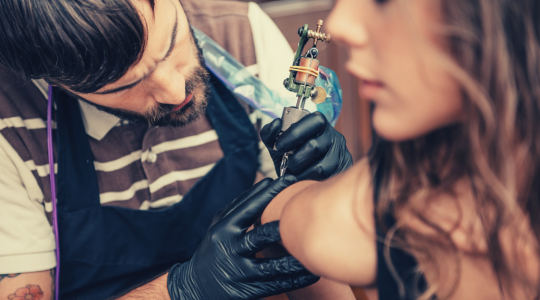 10 Tattoo Ideas That Will Inspire Any Wine Lover | Just Wine