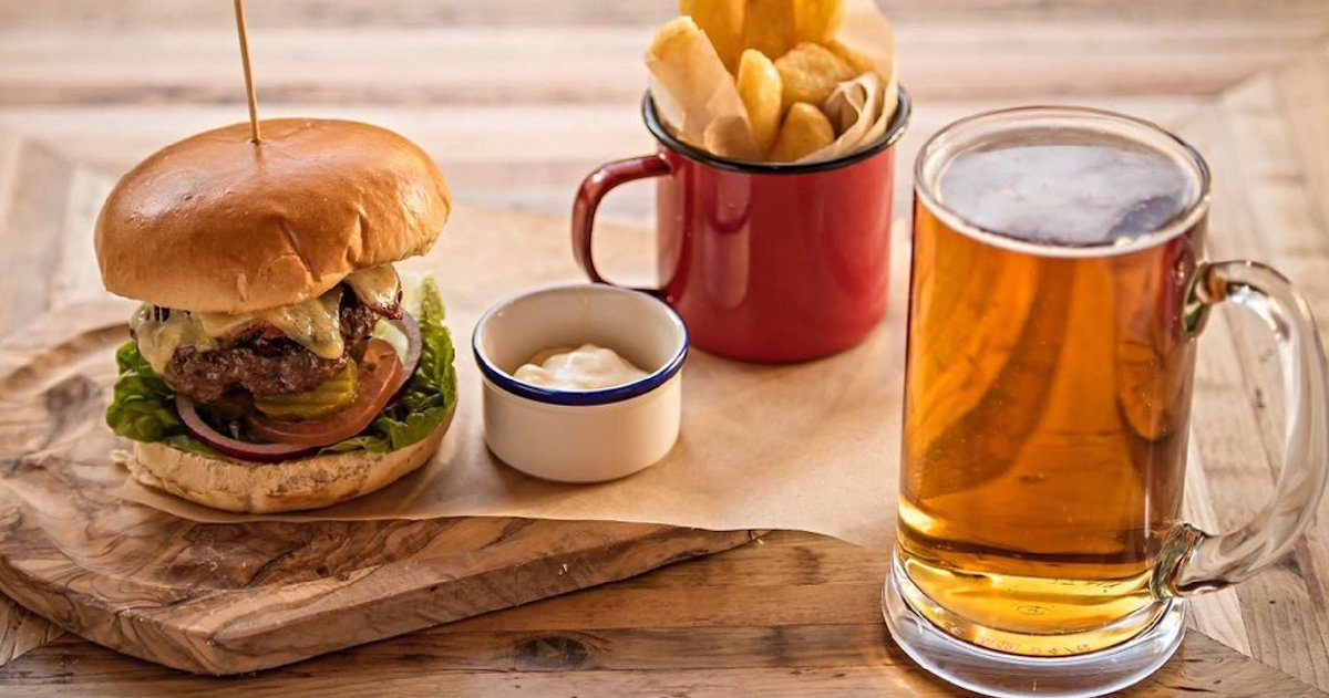10 Best Places to Get a Burger & a Beer in Calgary, Alberta