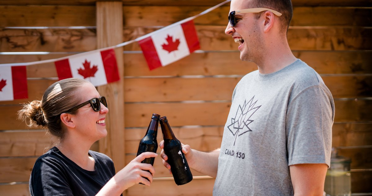 Canada Day Beer Events & Drink Specials in Calgary & Edmonton