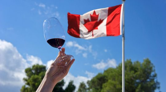 10 Canadian Wines to Drink to Celebrate Canada Day | Just Wine