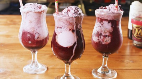 5 Wine and Ice Cream Floats You Need to Try Before Summer is Over | Just Wine
