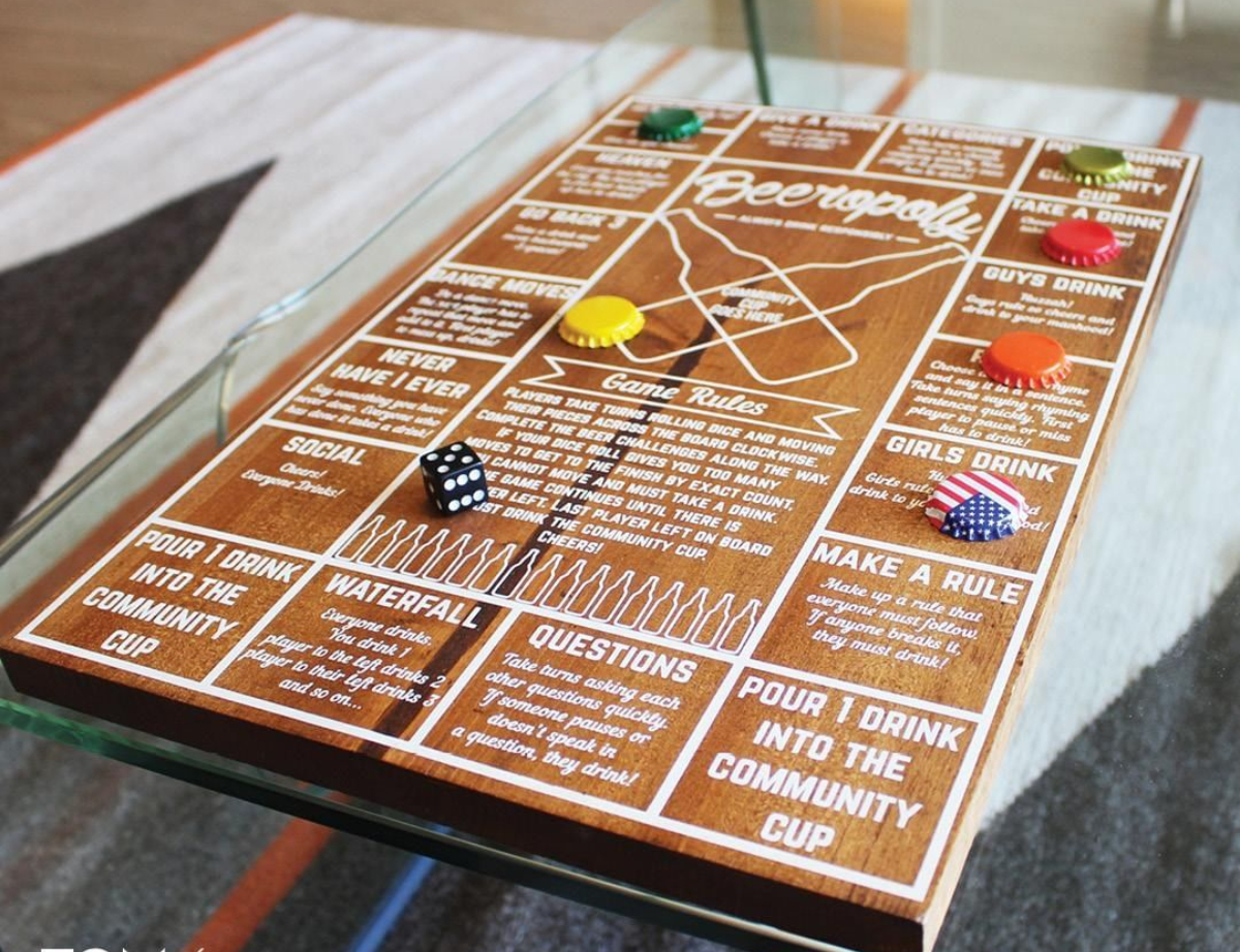 Beeropoly Drinking Game – What is it and What are the Rules?