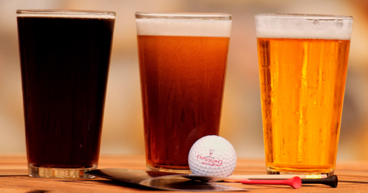9 Best Beers to Take on the Golf Course This Summer