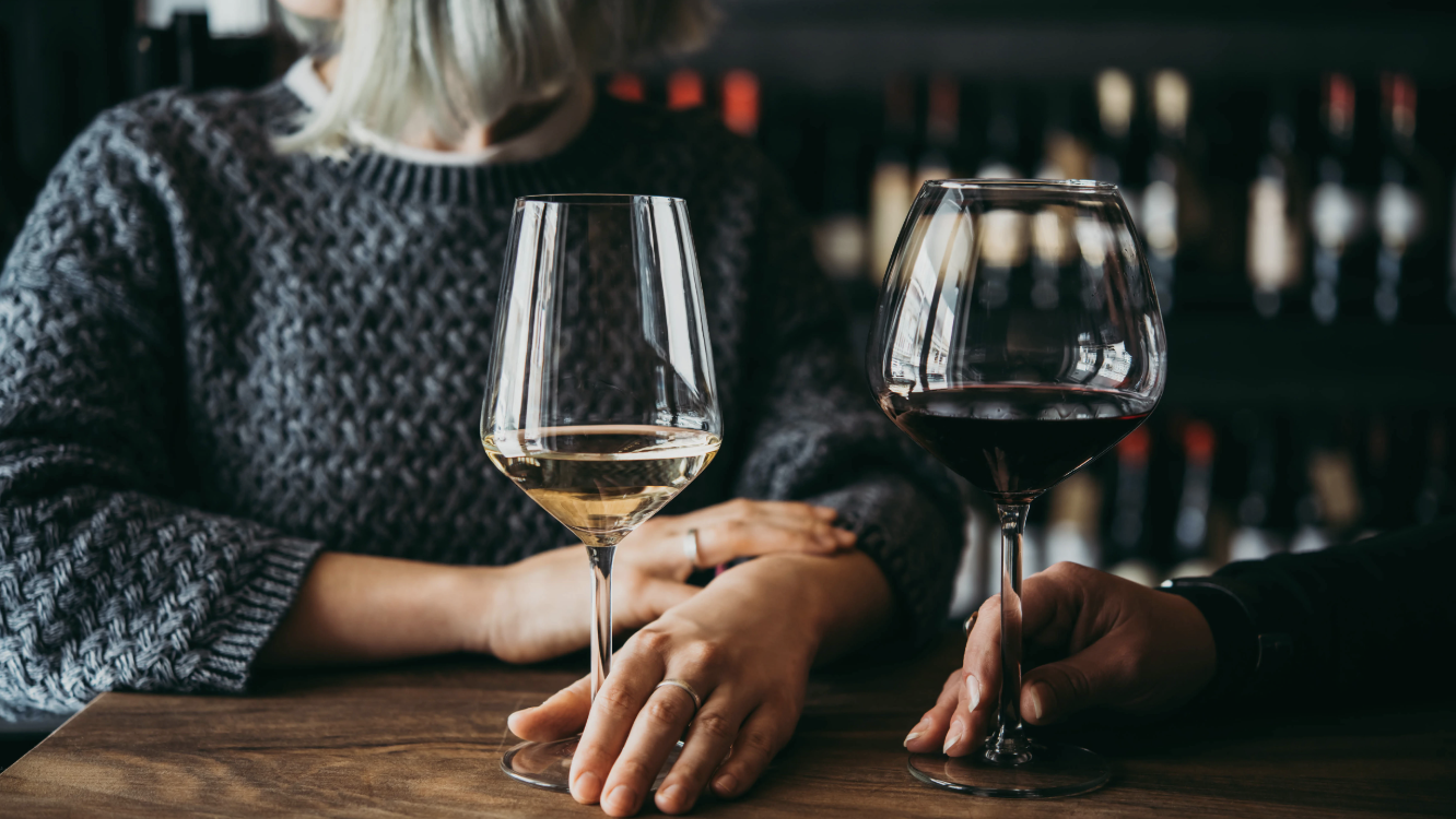 Red Wine vs. White Wine — What's the Difference? |