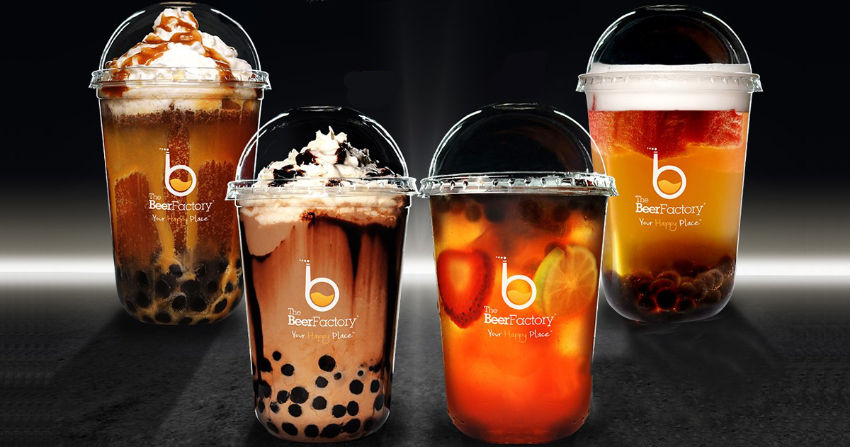 "You Can Now Get Bubble Tea Beer – The Beer Factory Introduces ""Boba Beer"""