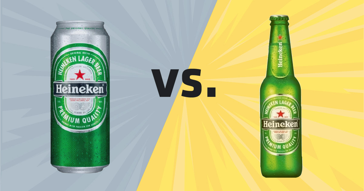 Beer Cans vs. Bottles — What's Better & Why?