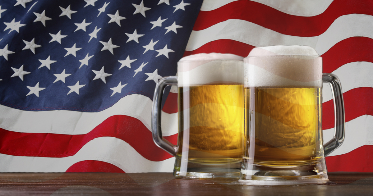 50 Beers to Drink on the Fourth of July from Every U.S. State