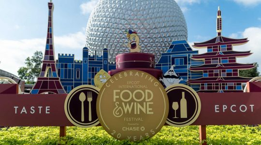 Your Complete Guide to Disney's Epcot International Food and Wine Festival | Just Wine