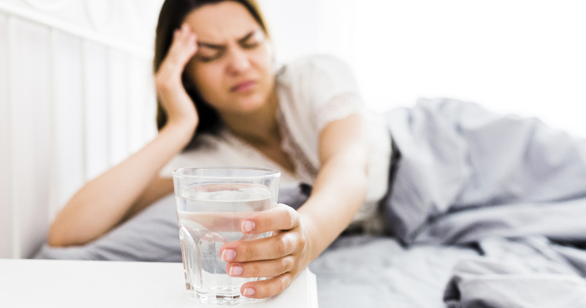 The Best Ways to Prevent, Ease & Get Rid of a Hangover After a Night of Drinking