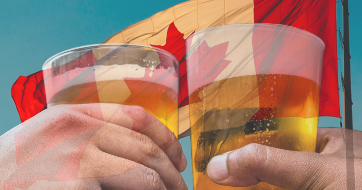 The First Ever Canadian Beer Day is Happening in October and We Can't Wait