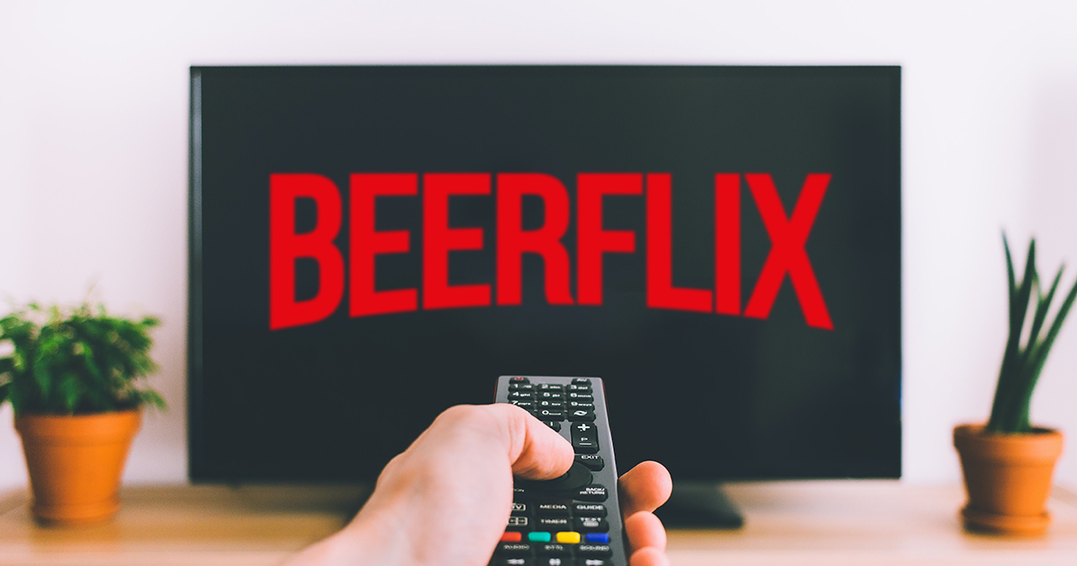 9 Movies and Craft Beer Pairings for a Rainy Day