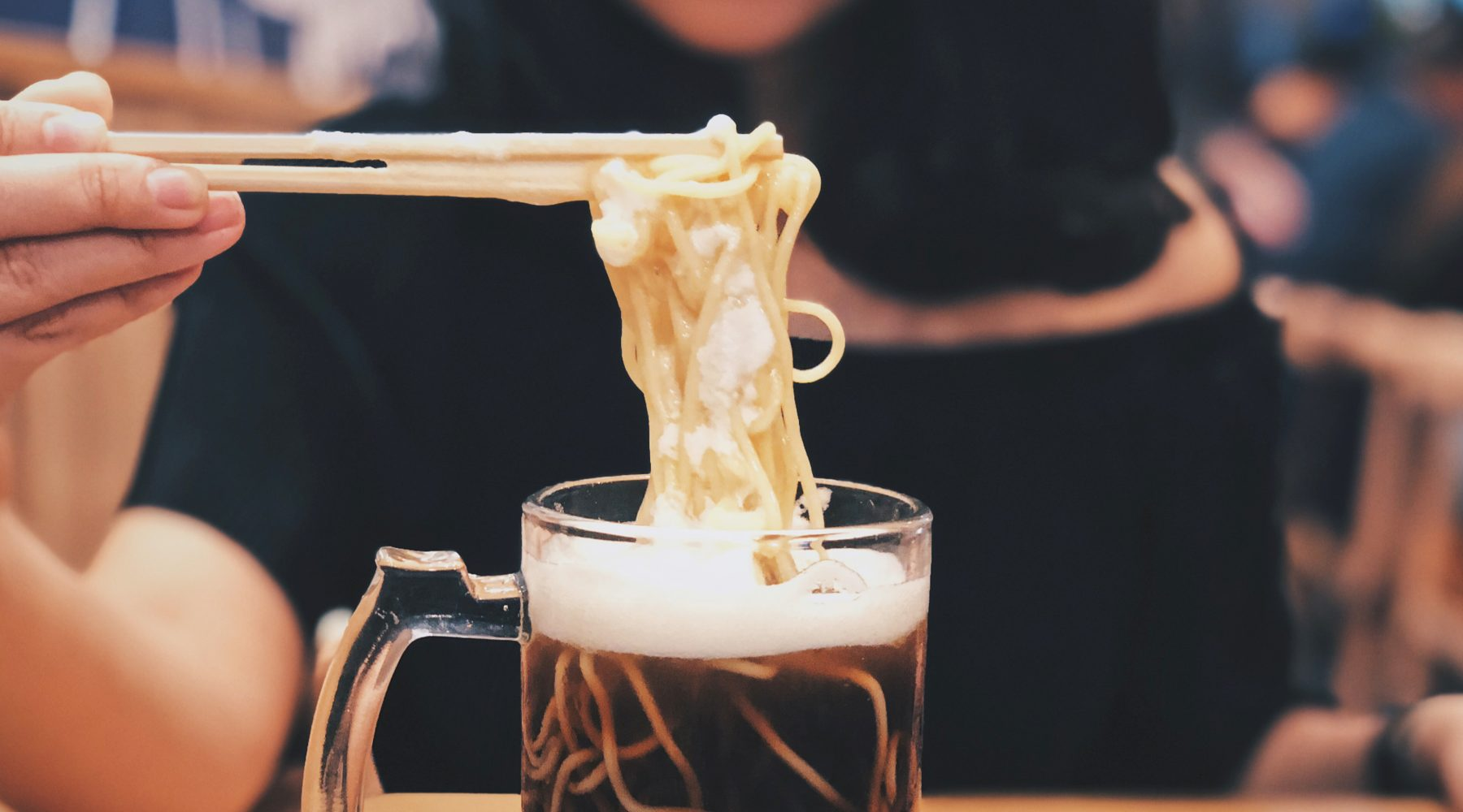You Can Now Get Beer Ramen at These Restaurants in Canada