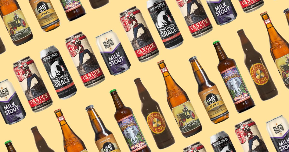 """Canadian Beer Banned for Being """"Too Cheap"""" – How Low Can Beer Be Priced in Canada?"""
