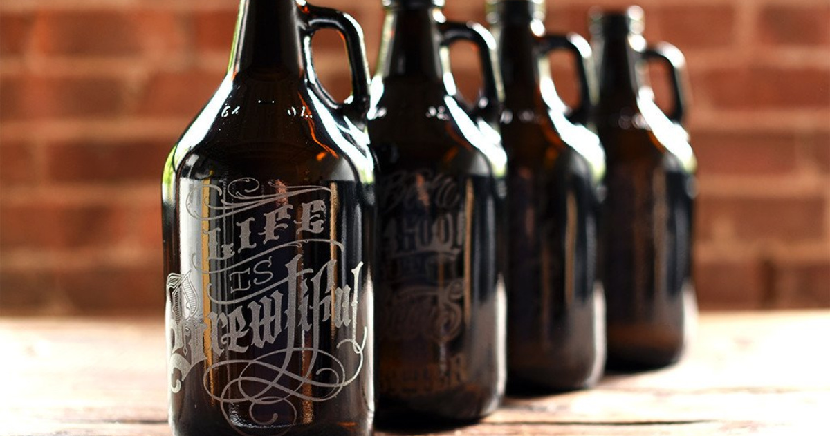Growlers vs Crowlers vs Bombers – What's the Difference?