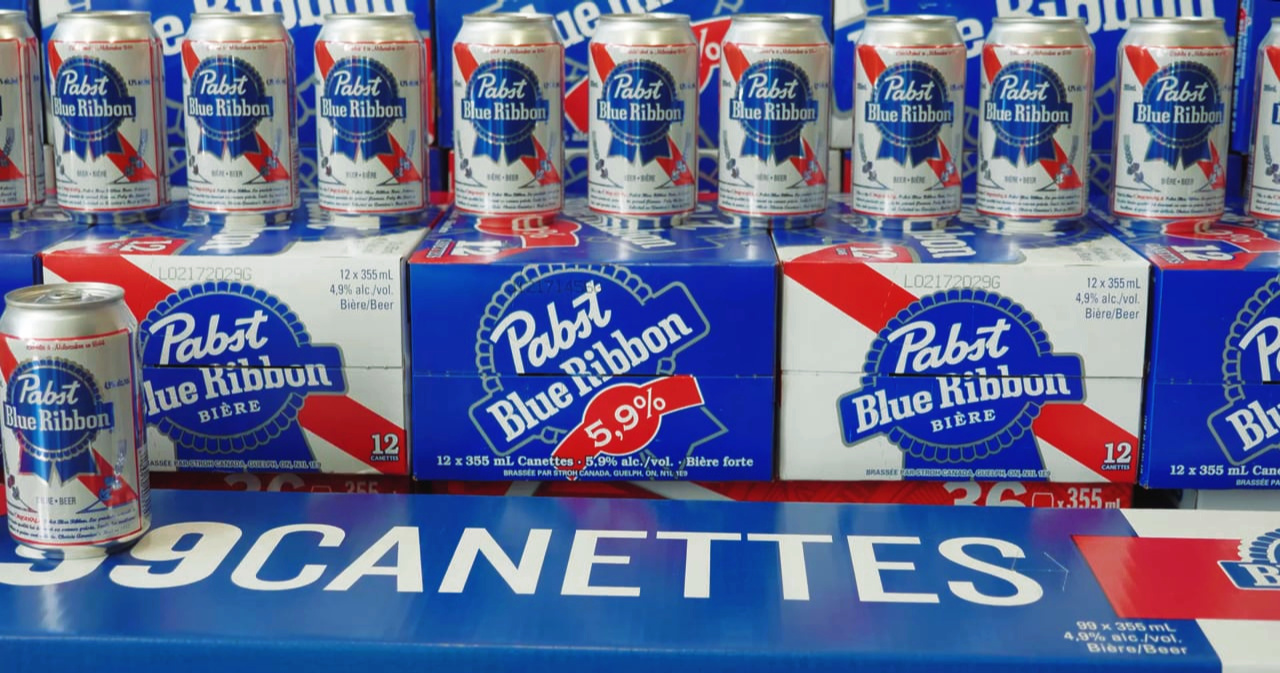 Pabst Blue Ribbon is Selling Limited Edition 99-Packs of PBR – Here's Where to Buy Them