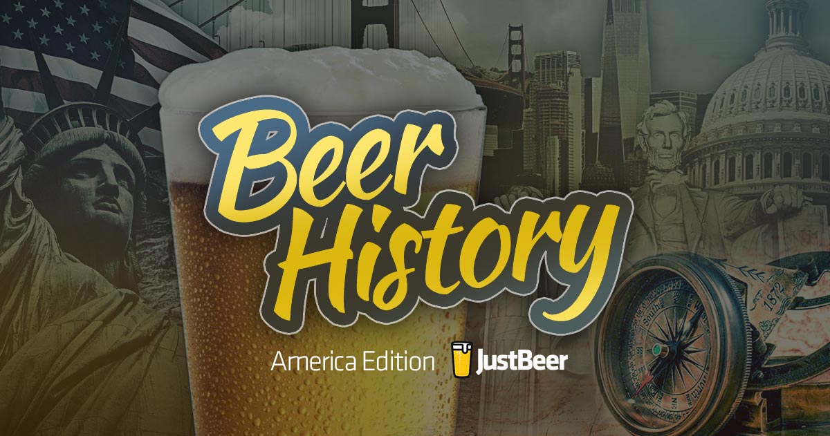 A Brief History of Craft Beer in the United States of America