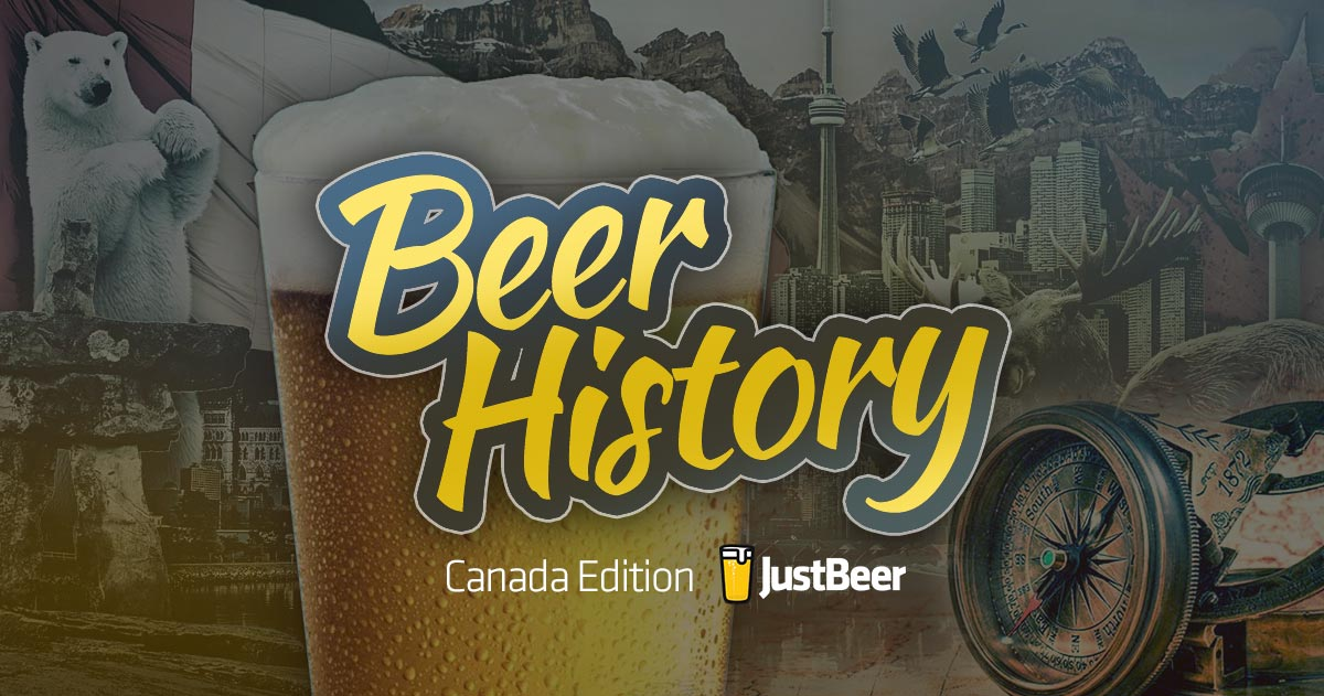 A Brief History of Craft Beer in Canada