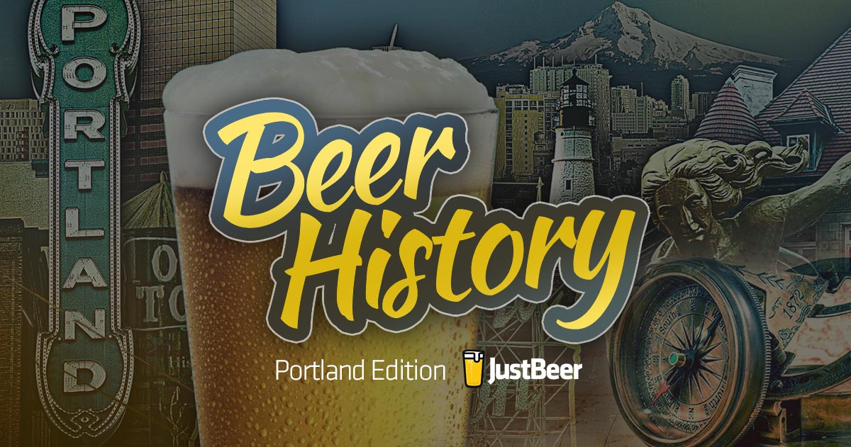 A Brief History of Beer in Portland, Oregon