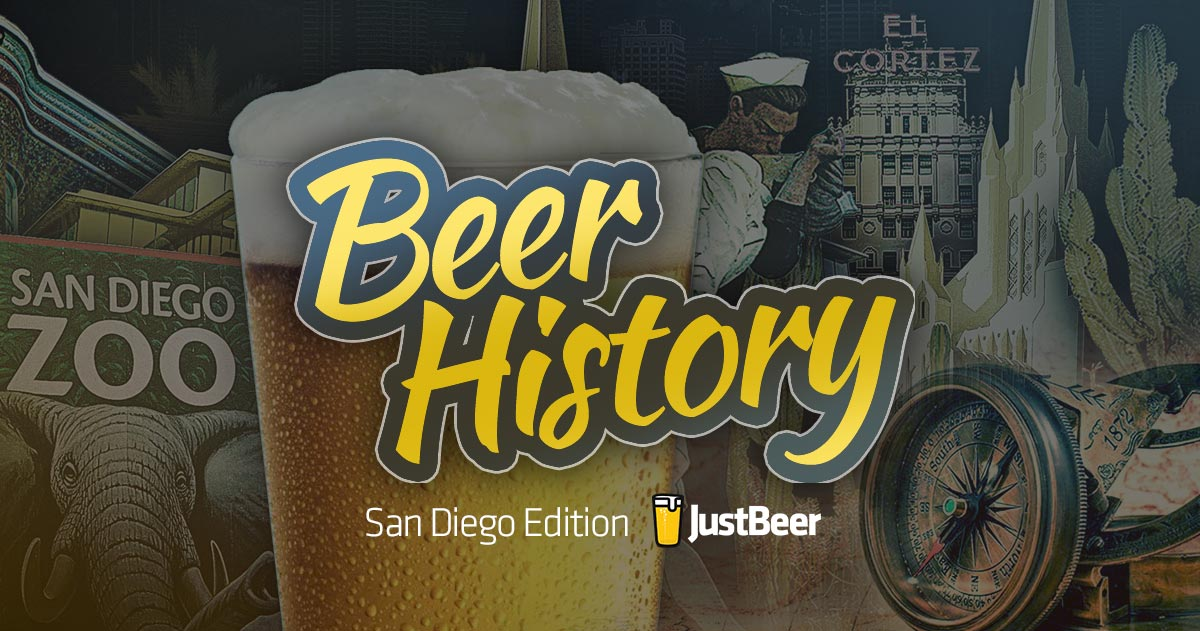 A Brief History of Beer in San Diego, California