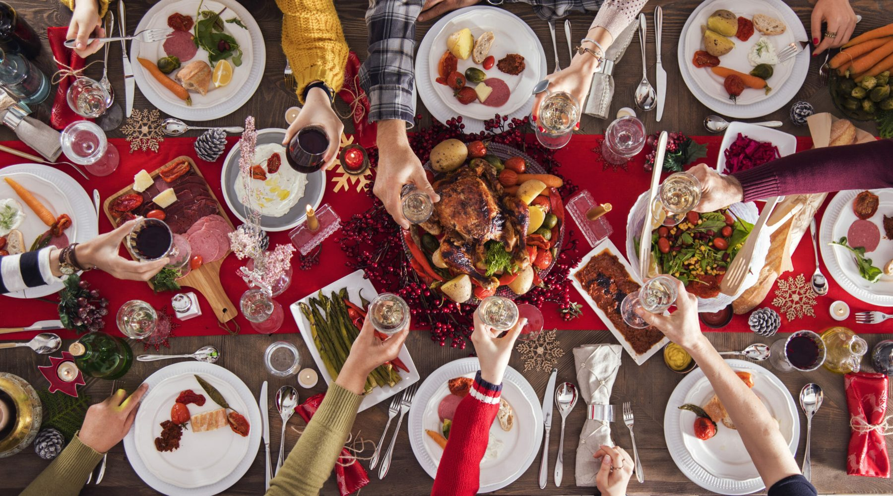 The Best Craft Beer and Food Pairings for Christmas Dinner