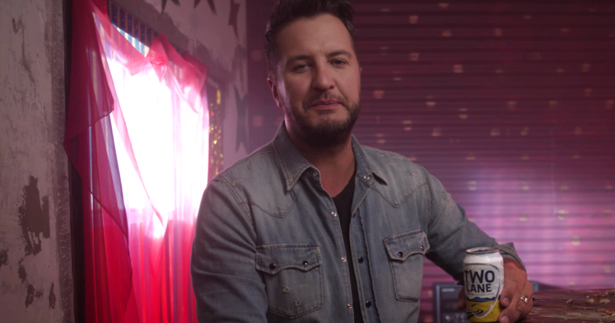 Luke Bryan set to Launch Beer with Constellation Brands – Here's Where to Buy It