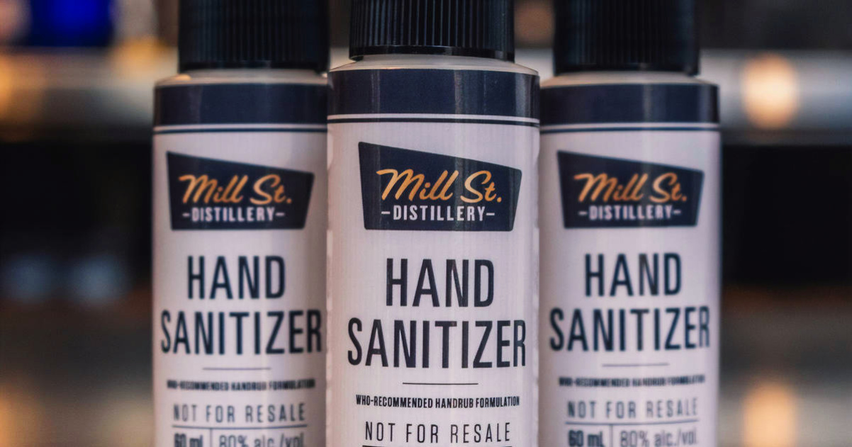 Craft Breweries are Producing Hand Sanitizer Amid COVID-19 Outbreak
