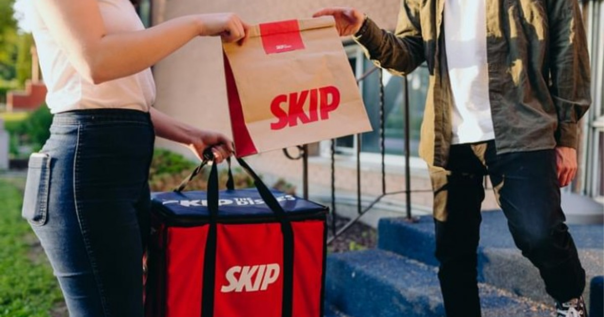 You Can Now Order Wine Through SkipTheDishes – Liquor Delivery Announced |
