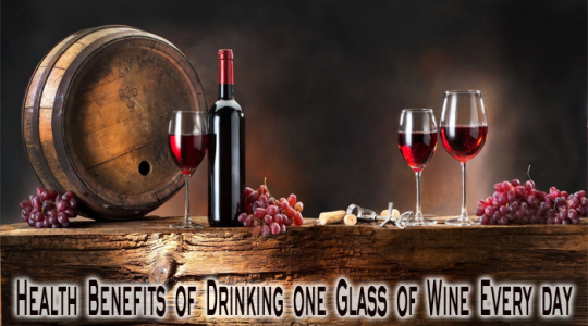 6 Health Benefits of Drinking a Glass of Wine Every Day | Just Wine