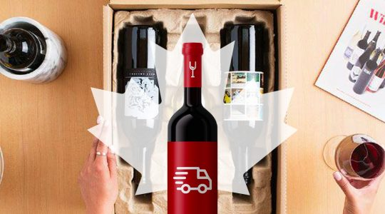 Canada Wine Delivery & Pickup During COVID-19 | Just Wine