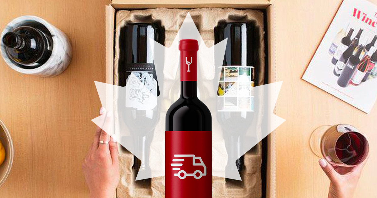 Canada Wine Delivery & Pickup During COVID-19 |