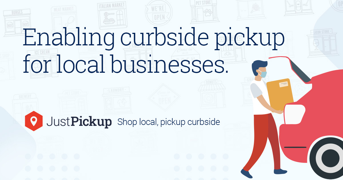 Enabling Curbside Pickup for Small and Mid-Size Businesses
