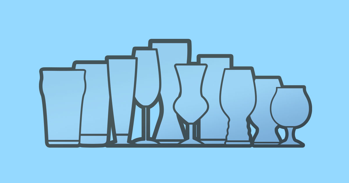 Glassware Guide: Which Beer Styles Should Be Served in What Glass?