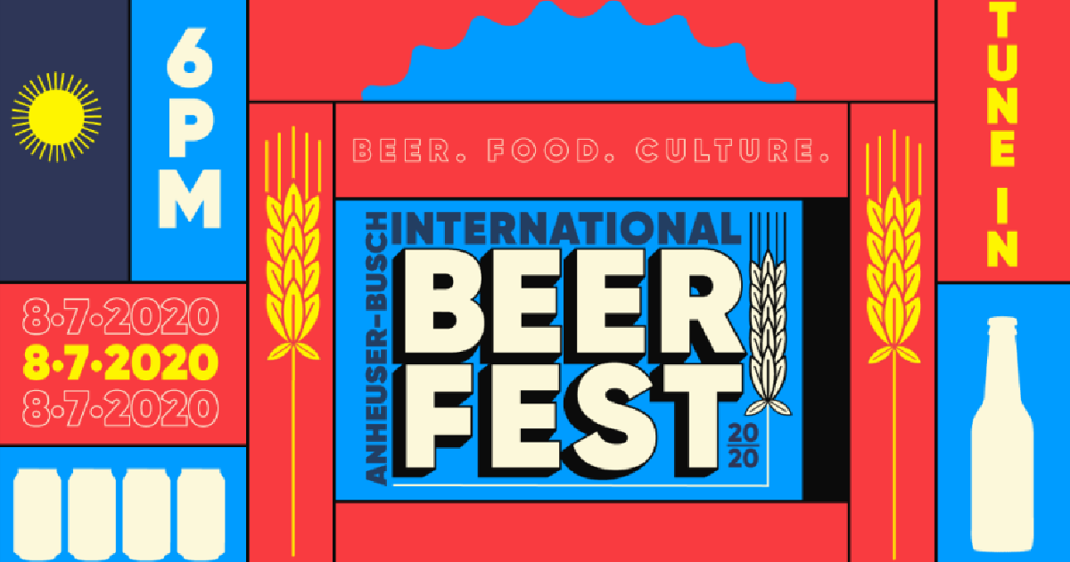 Anheuser-Busch Hosts the First Ever Virtual International Beer Day Festival
