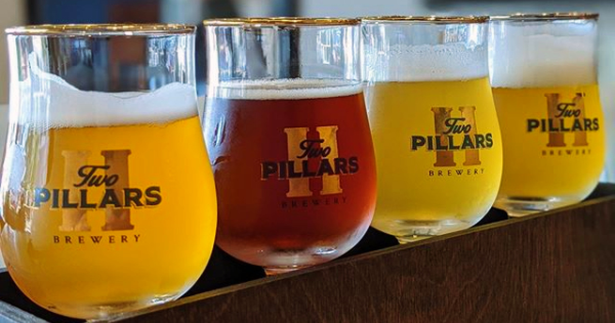Two Pillars Brewery & Taproom Opens its Doors in Calgary