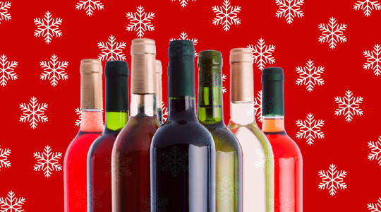 What Wine You Should Drink According to Your Favourite Christmas Song | Just Wine